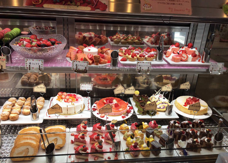 [Kuhonbutsu] 3. Souvenir: Desserts for Lunch, as Many as You Want!