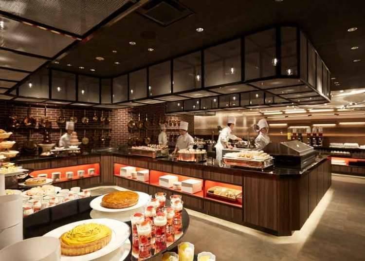 [Ikebukuro] 4. Chef's Palette: a Fancy Hotel Buffet Offers Seasonal Dessert Delights