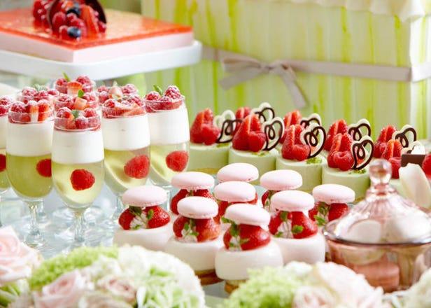 東京甜點吃到飽只要日幣2000左右!螞蟻人不能錯過的高CP值甜點店5選