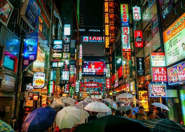 【新宿】お土産やショッピング、レジャーまで!外国人観光客におすすめのスポットまとめ