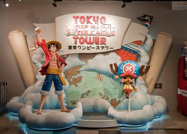 7. Tokyo One Piece Tower