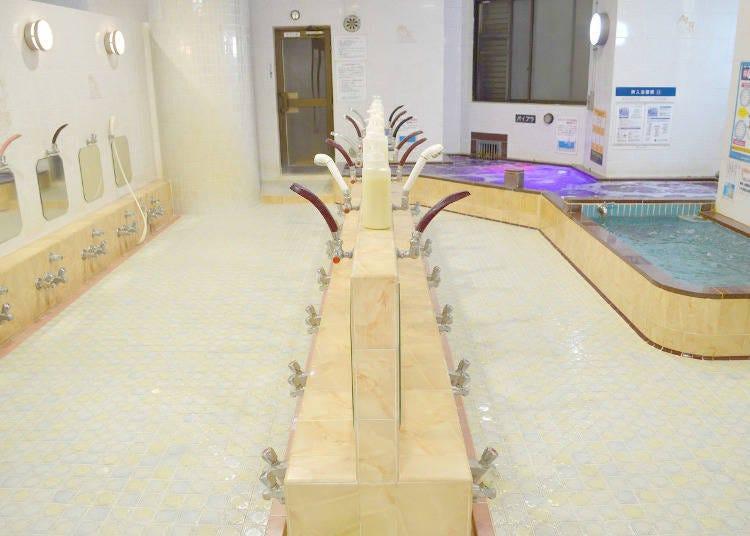 想深入日本人的入浴文化,就來「妙法湯」!