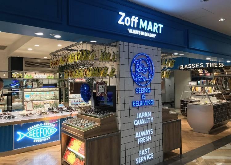 Zoff MART