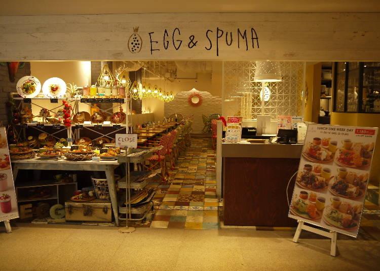 EGG & SPUMA