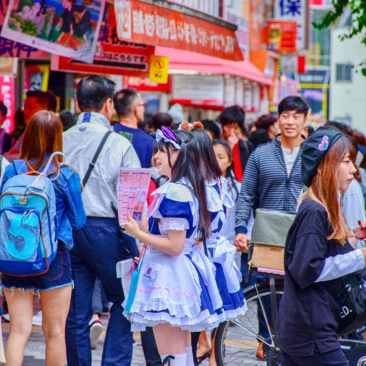 Treat your inner geek! 10 Things in Akihabara that will even amaze Otaku