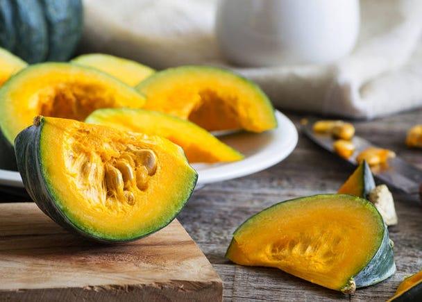 2. Kabocha: Kabocha Pumpkin