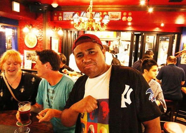【ハーフ芸人アントニーが検証】外国人と飲み屋ですぐ友達になれる方法を試してみたら・・・(コレは使える)