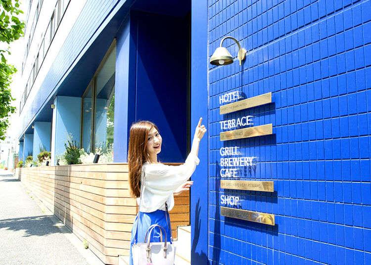 體驗清澄白河慢活氛圍!1晚3600日圓起,隅田川畔設計旅店「LYURO 東京清澄 -THE SHARE HOTELS-」