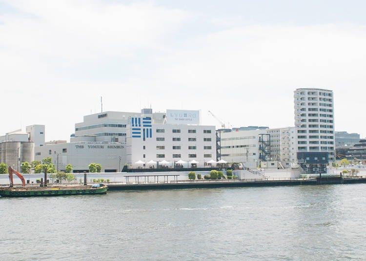 坐落於隅田川畔的設計旅店「LYURO 東京清澄 -THE SHARE HOTELS-」