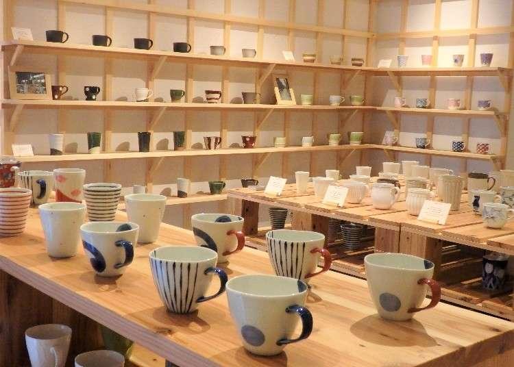 도쿄 하라주쿠에 등장한 독특한 콘셉의 머크컵 전문점