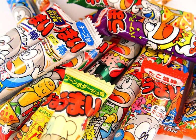 Tasting Umaibo – Japan's Favorite Junk Food Snack! - LIVE JAPAN