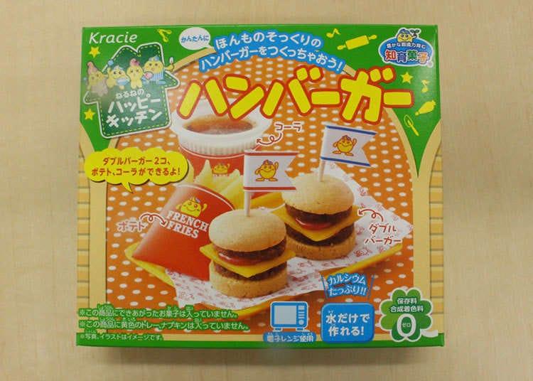 【海外でも話題】大人もハマる日本の知育菓子(R)を女装パフォーマー・レディビアードが作ってみた