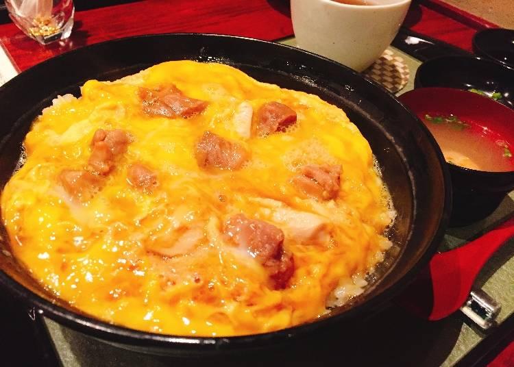 在東京晴空街道享用午餐/1500日圓