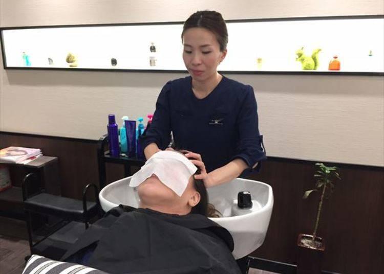 綜合美容院「HAIR DRESSER by atelier haruka」