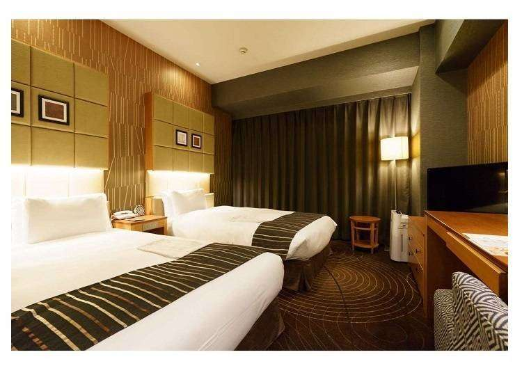 安心安全高CP值!東京6大人氣連鎖商務旅館