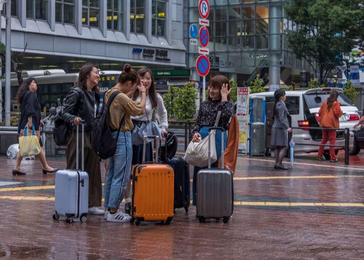 【超實用】東京空的置物櫃在哪裡?上野、新宿、淺草等各大主要車站置物櫃指南