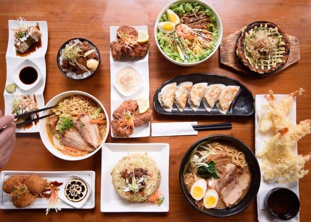 4. The amazing food!