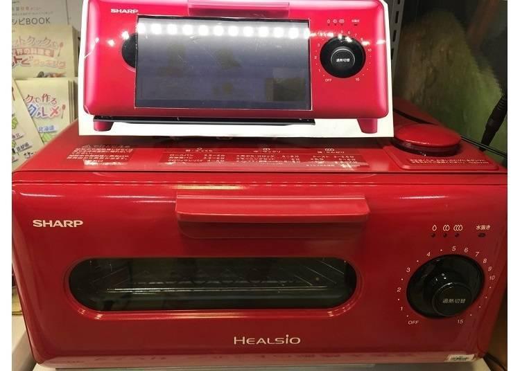 夏普 HEALSIO蒸气烤箱 AXH1