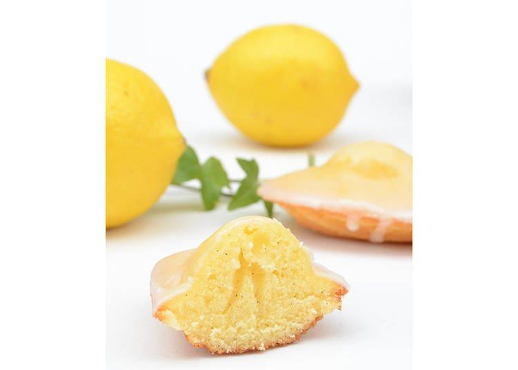 【マドレーヌラパン】爽やかレモンのマドレーヌ 「しゃりしゃりレモン」/ルミネ新宿店