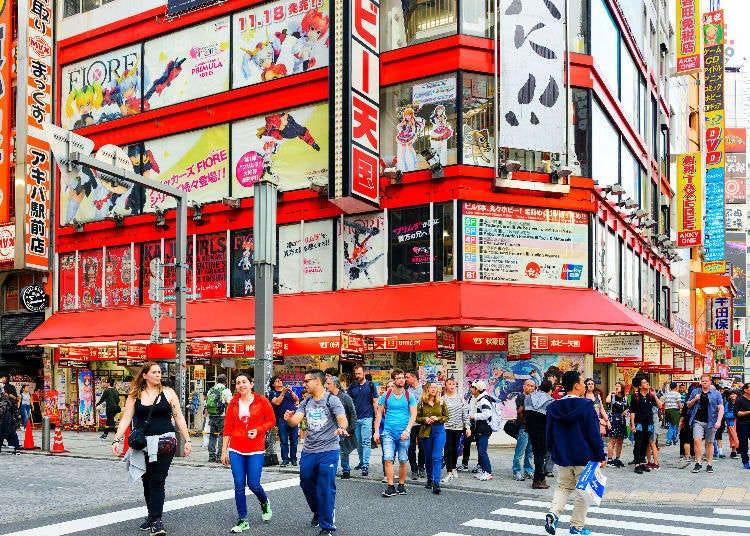 Akihabara Japan Arcades: Top 18 Spots Where Tokyo's Gaming Culture Comes to Life!