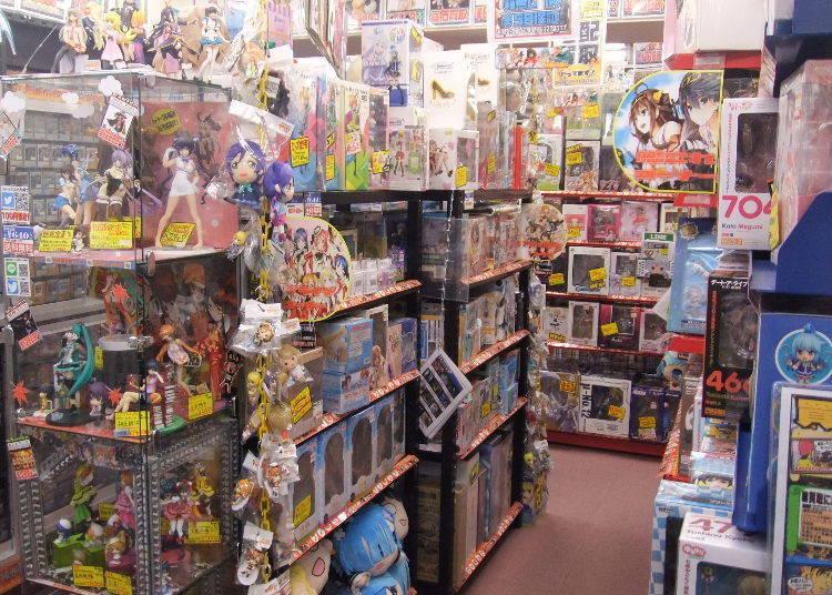 Otachu Akihabara: Strike a Japanese Manga Memorabilia Bargain!
