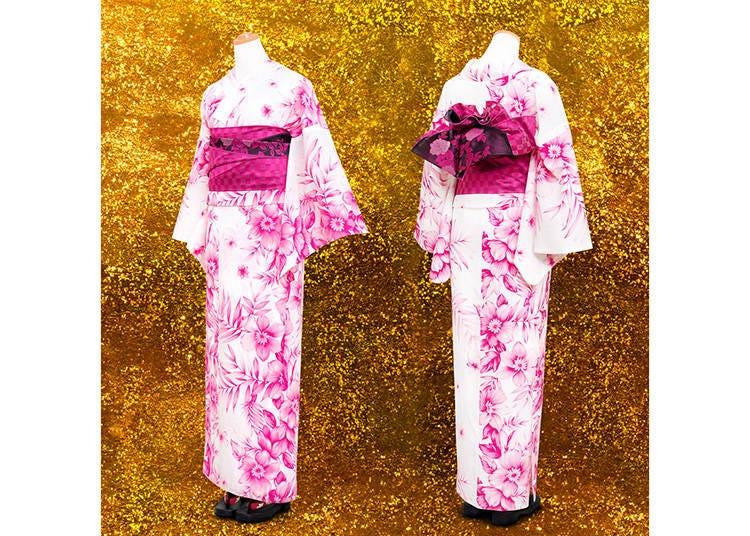 1. Ginza Kimono Komachi: Wear Authentic Kimono and Explore the City, Japan style!