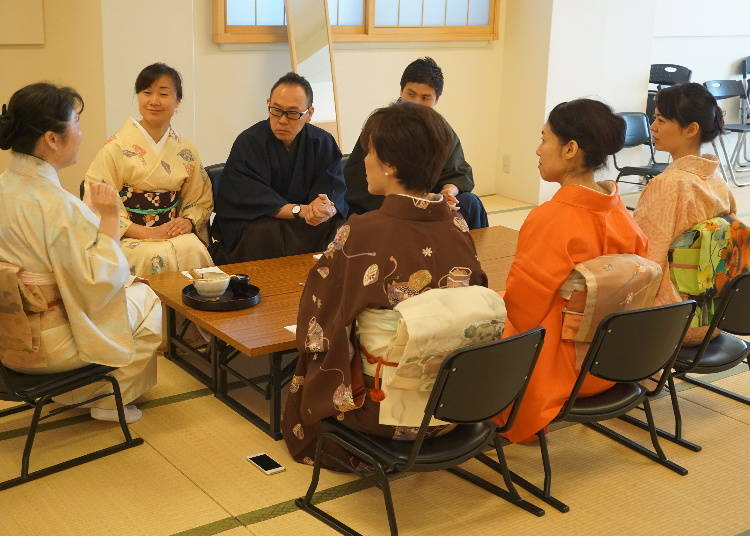 2. Japanese Culture Experience Salon: Traditional Japanese Culture, Authentic and Fun!