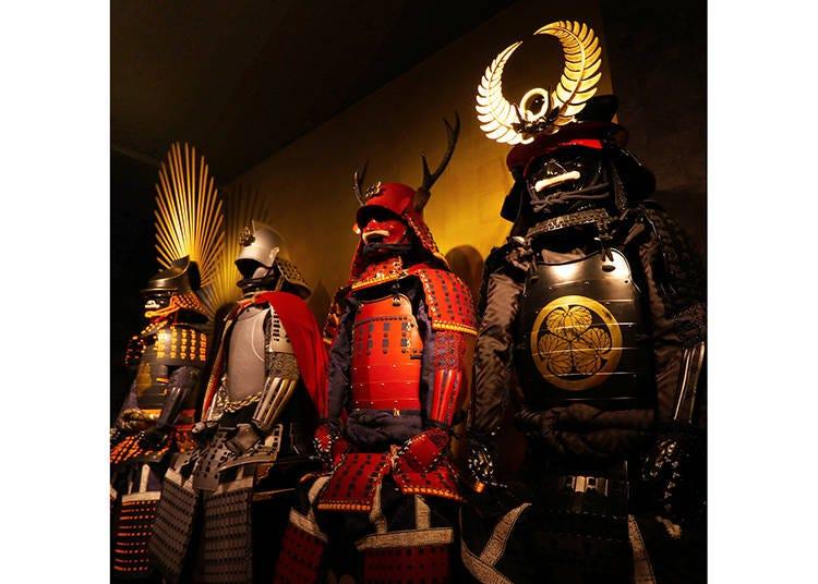 4. Sengoku Photo Studio Samurai: Become a Fierce Warrior!