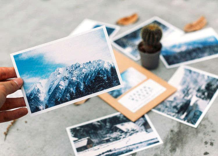 如何從日本寄國際明信片?日本郵局等如何寄明信片Q&A