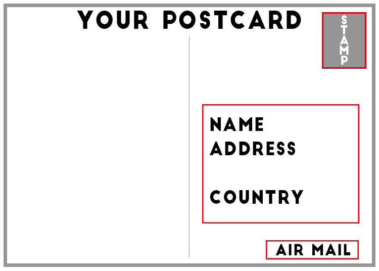 How to Send a Postcard from Japan – Q&A - LIVE JAPAN