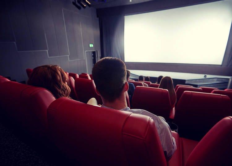 6.映画館のクオリティが低いよね……そのうえ高い!
