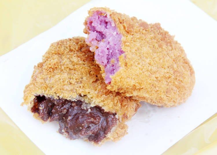 1) Kamakura's Favorite Croquette: Sweet Potato or Chocolate?