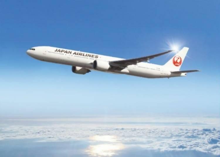 1일차 「JAL」을 '잘' 타고 도쿄 여행의 시작!