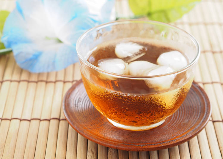 8. Mugicha, Roasted Barley Tea: Refreshing summertime Japanese drink!