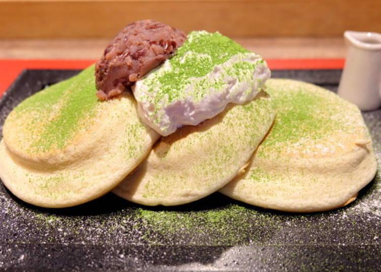 쌀가루로 부드럽게 만든 팬케이크를 실현! 'Riz Labo Kitchen'