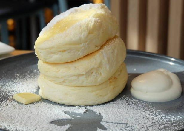 鬆軟美味的日式鬆餅讓你一吃上癮!原宿‧表參道3間非吃不可的排隊名店!