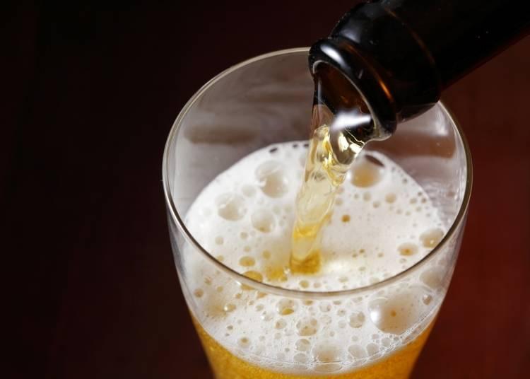 Japanese Drinking Etiquette Tip #3: Stay Alert!