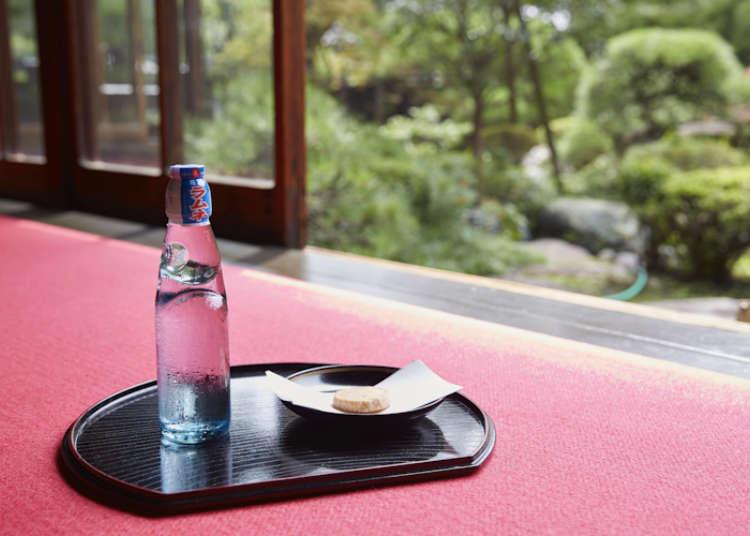 [MOVIE] アメリカ人美女も感激!東京・柴又で食べ歩き観光。米誌庭園ランキング3位の絶景庭も登場|東京執事物語