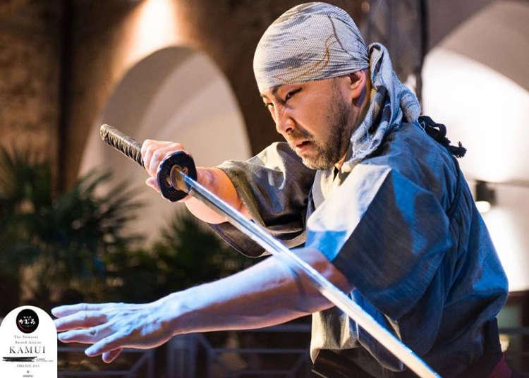 [MOVIE] Tetsuro Shimaguchi: Kill Bill Sword Choreographer and Founder of Kamui