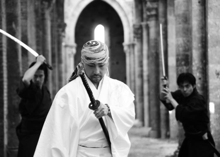 Kengido: Communicating Through Swordfight
