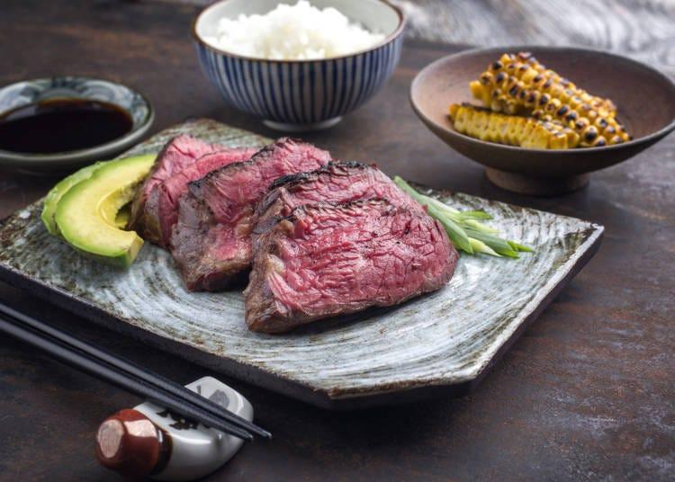 牛排的最佳搭配竟然還是白飯