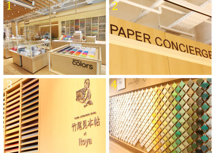 """7F """"FINE PAPER"""" – Every Color for Every Purpose"""