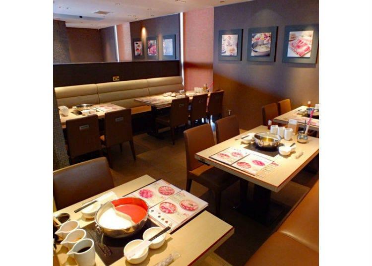 澀谷吃到飽推薦⑤肉商直營!品質講究的特選涮涮鍋