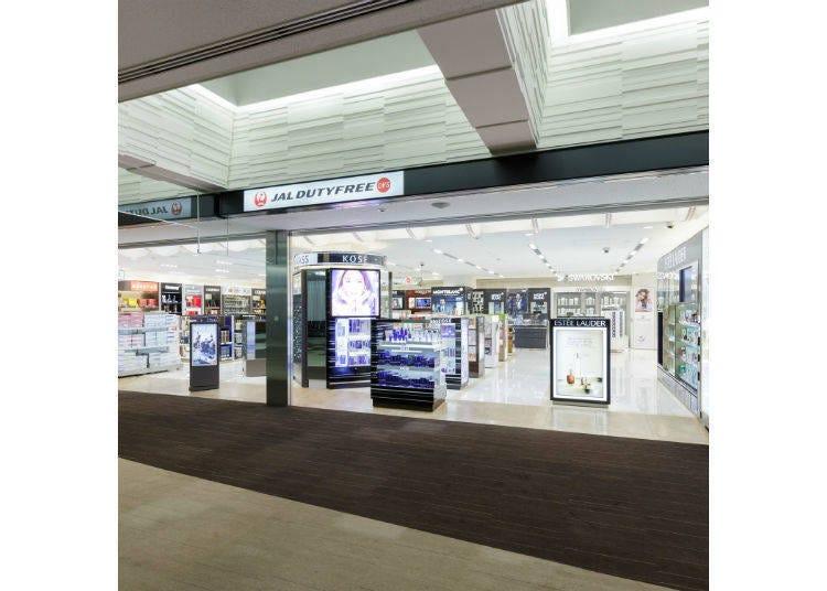 【JAL免稅店1】抵達衛星航廈後繼續滿足購物欲!「JAL DUTYFREE satellite店」