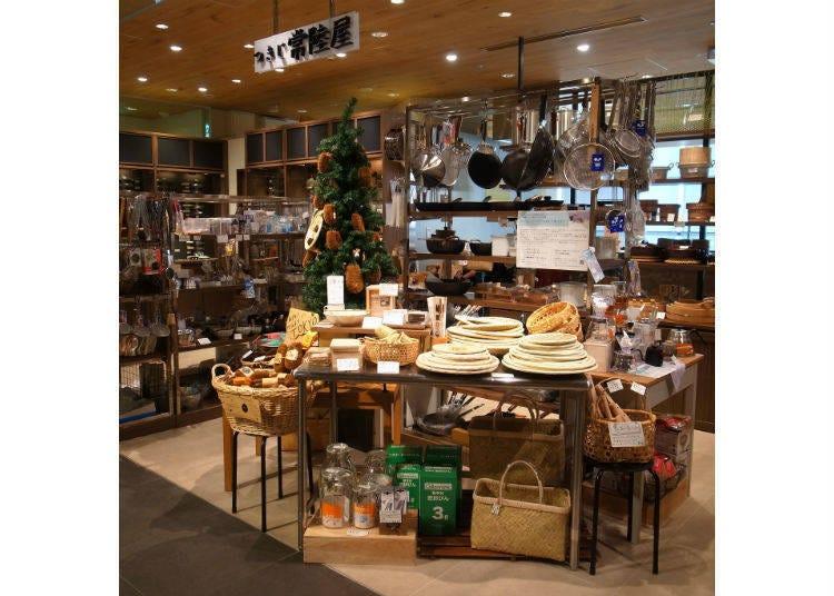 選購日本產廚具!「Tsukiji 常陸屋 淺草店」