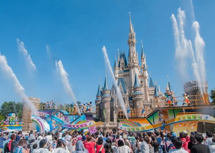 "July 10 – September 2, 2018: ""Disney Natsu Matsuri"""