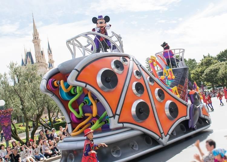 "September 11 – October 31, 2018: ""Disney's Halloween"""