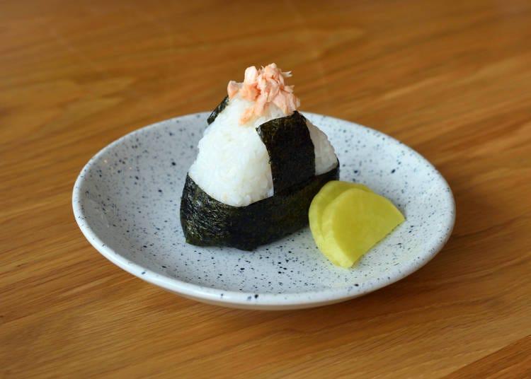 人気No.2はさっぱりとした塩味の「紅鮭」