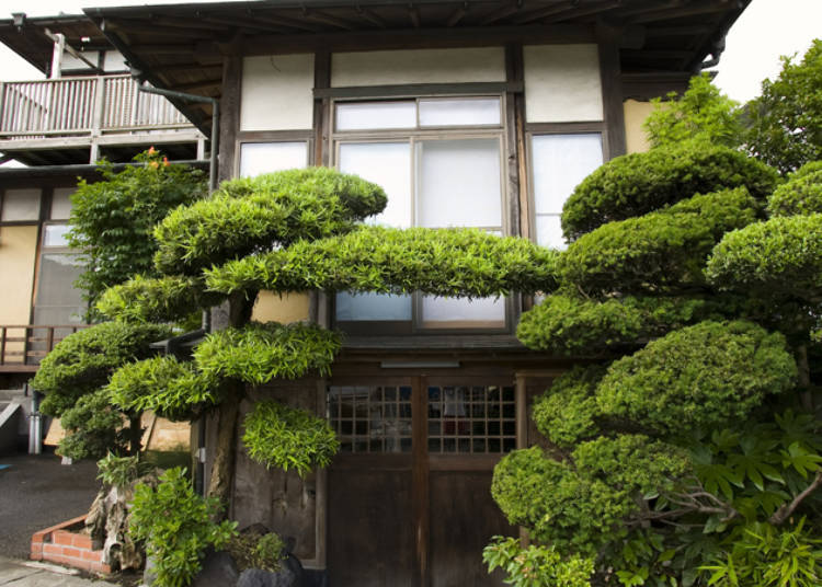 2. Kamakura Guesthouse: Getting a Nostalgic Taste of Japan