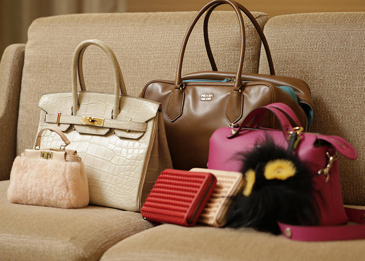 Komehyo Tokyo: Quality second hand designer bags and more - with superb service